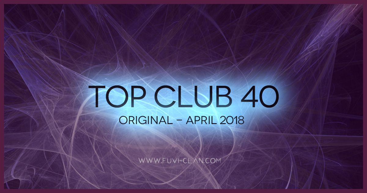 Top Club 40 Original - April 2018