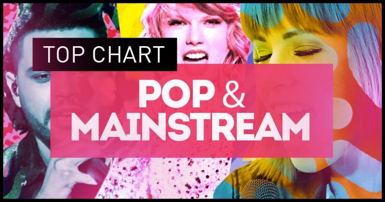 Télécharger mp3 Pop & Mainstream Chart