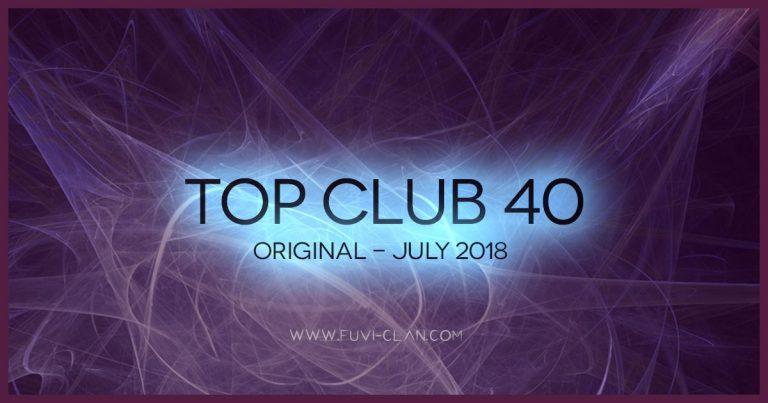 Télécharger mp3 Top Club 40 Original - Juillet 2018