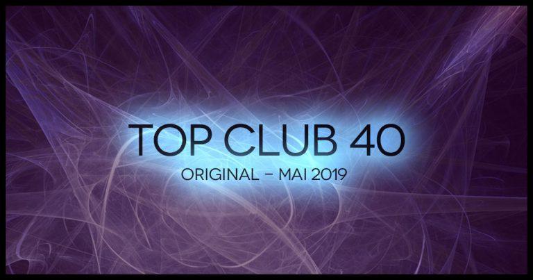 Télécharger le Top Club 40 Original - Mai 2019