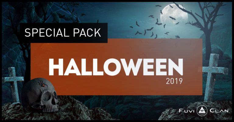 Télécharger mp3 Halloween 2019 - Special Pack
