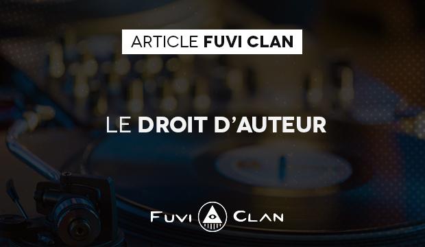 Le droit d'auteur, logo Fuvi Clan